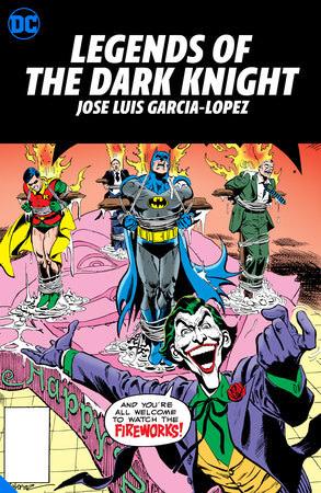 Big Books From DC Comics