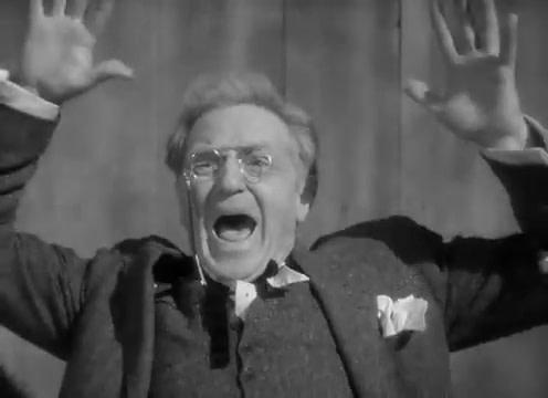 Boris Karloff Black Friday Holiday Shopping - It's not worth dying for.