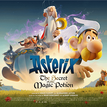 Asterix: The Secret Of The Magic Potion Has Many Surprises, Including Jesus as a Druid