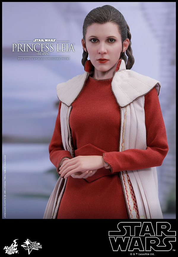 Hot Toys Bespin Gown Princess Leia 3