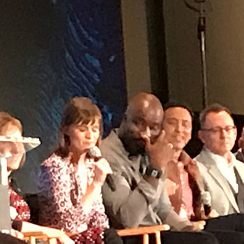 "Don't Expect Politics in CBS' ""Evil"" - The NYCC Panel"