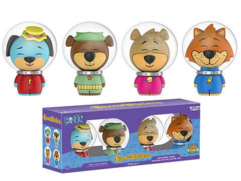 Hanna Barbera Astromauts Dorbz Pack Funko SDCC
