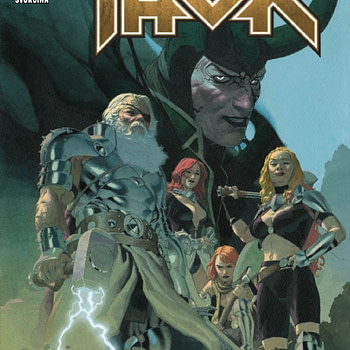 King Thor #1 [Preview]