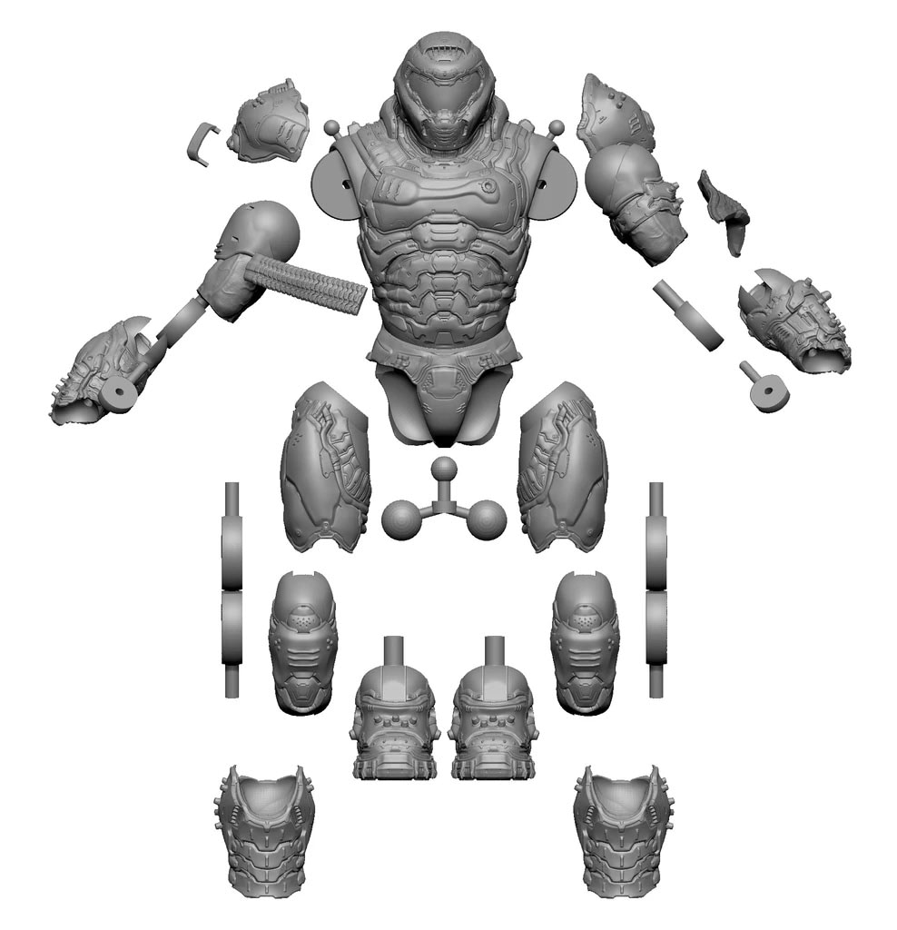 Mondo-Doom-Slayer-Preview-008