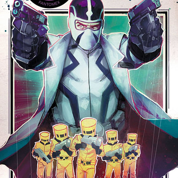 Fantomex Gets the Giant-Size X-Men Treatment in May from Jonathan Hickman and Rod Reis