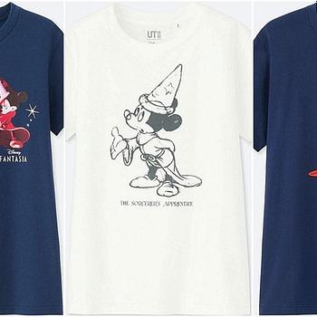 uniqlo fantasia shirts