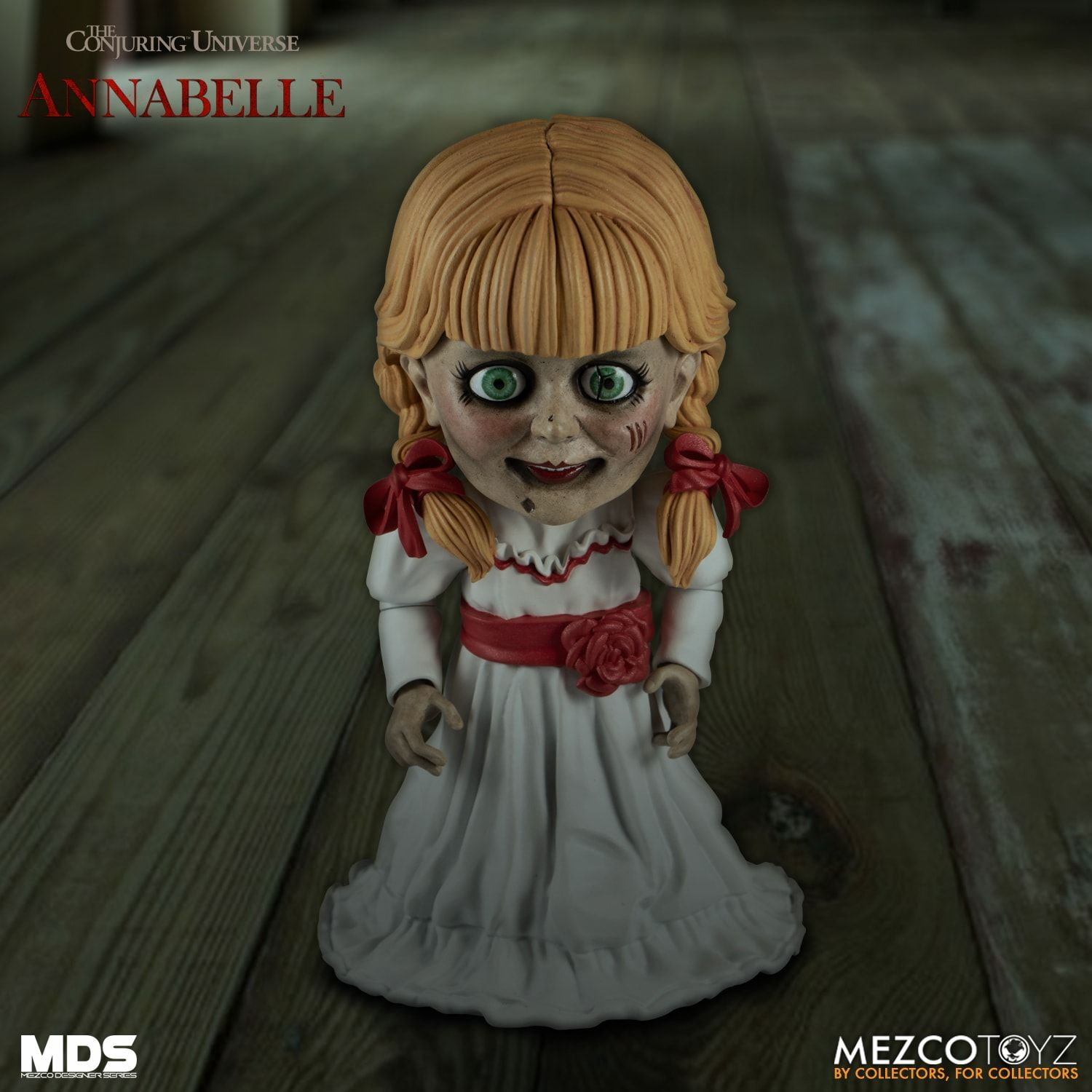 Annabelle Mezco Designer Series Figure Is Haunting