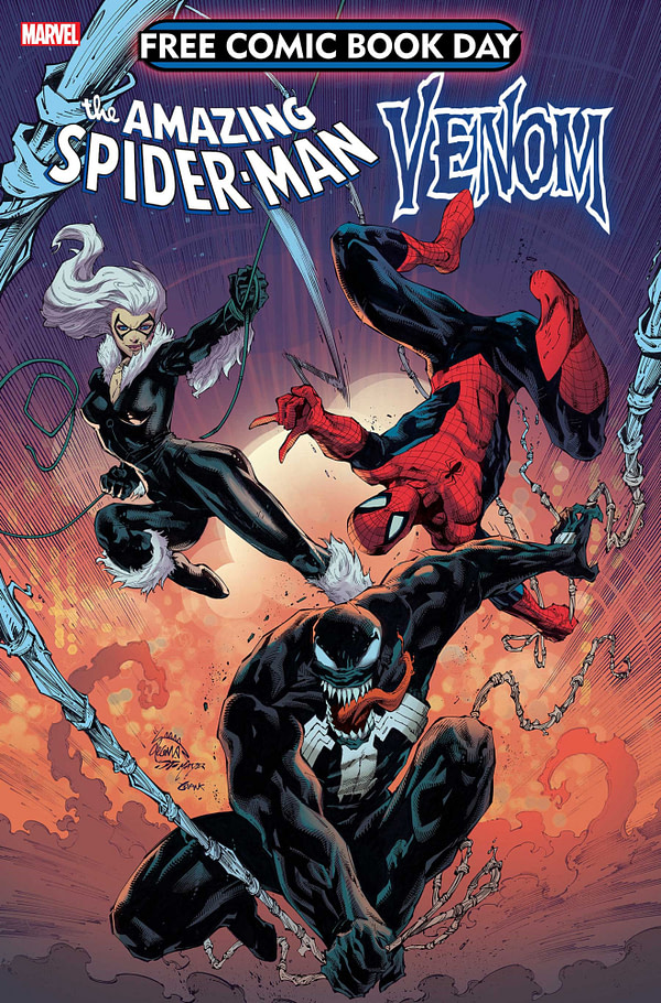 Why Doesn't Black Cat Get Top Billing... or Any Billing... in Marvel's FCBD Spider-Man/Venom?