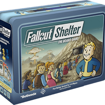 """""""Fallout Shelter"""" Board Game Coming Soon from Fantasy Flight Games"""