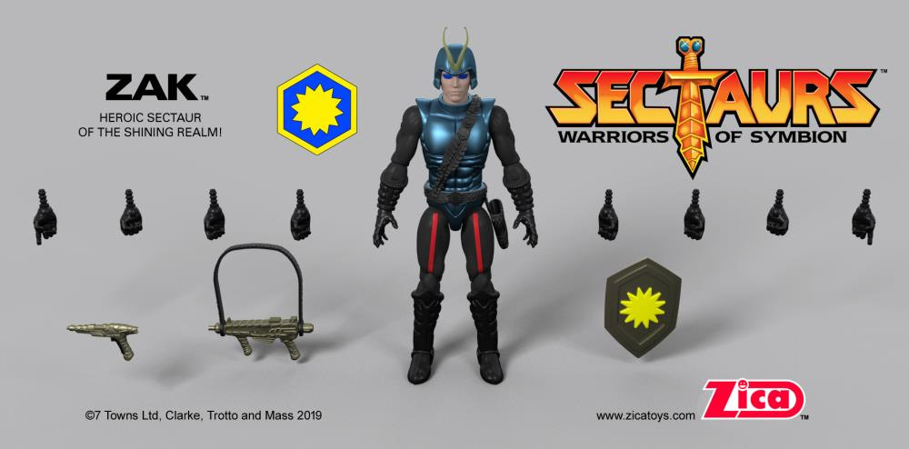 Sectaurs Returns, New Figures Up For Order Now