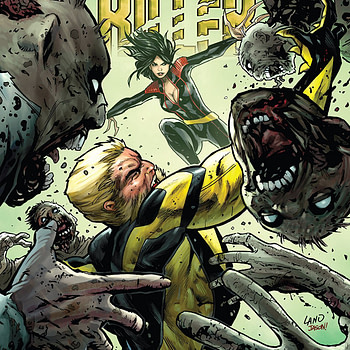 Hunt for Wolverine: Claws of a Killer #2 cover by Greg Land and Jason Keith