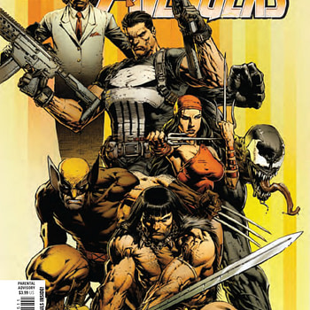 Savage Avengers #5 [Previ