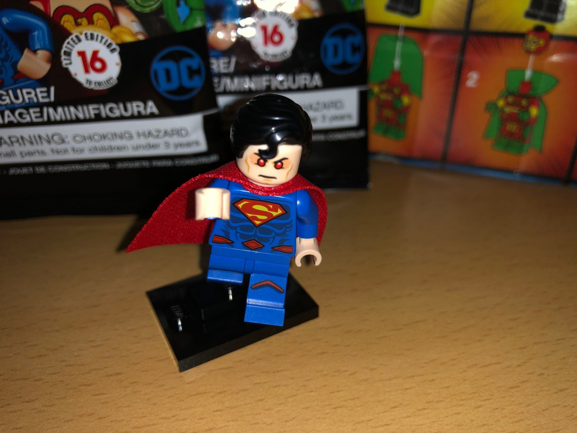 LEGO Minifigure DC Comics Mystery Bags Have Arrived