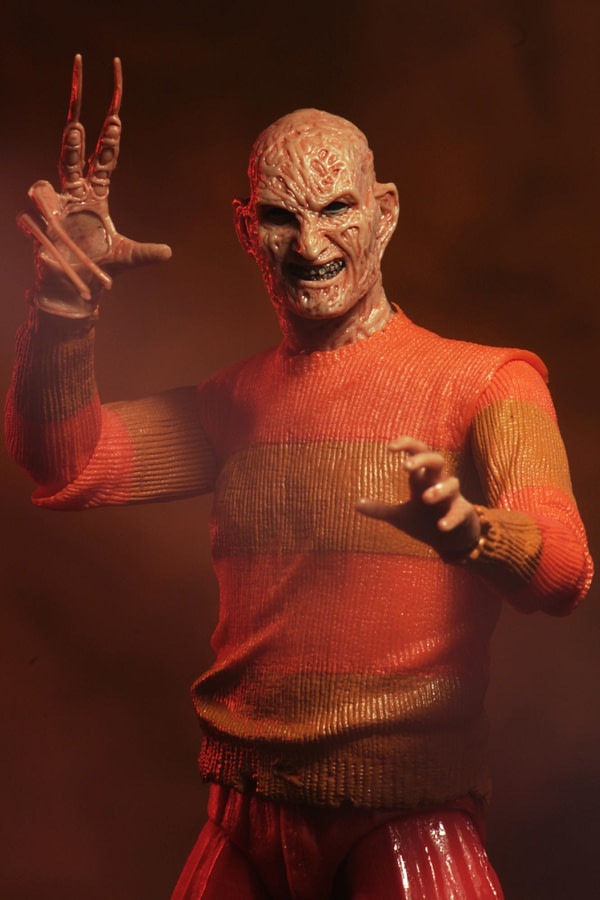 NECA Video Game Freddy Horror Figure