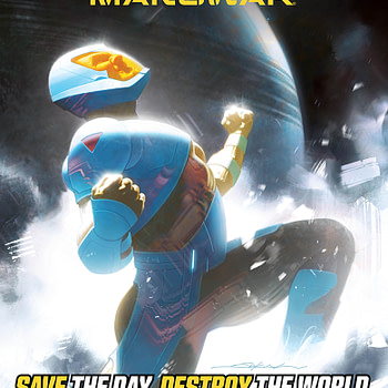 X-O Manowar by Dennis Hopeless and Emilio Laiso to Finally Come Out in March