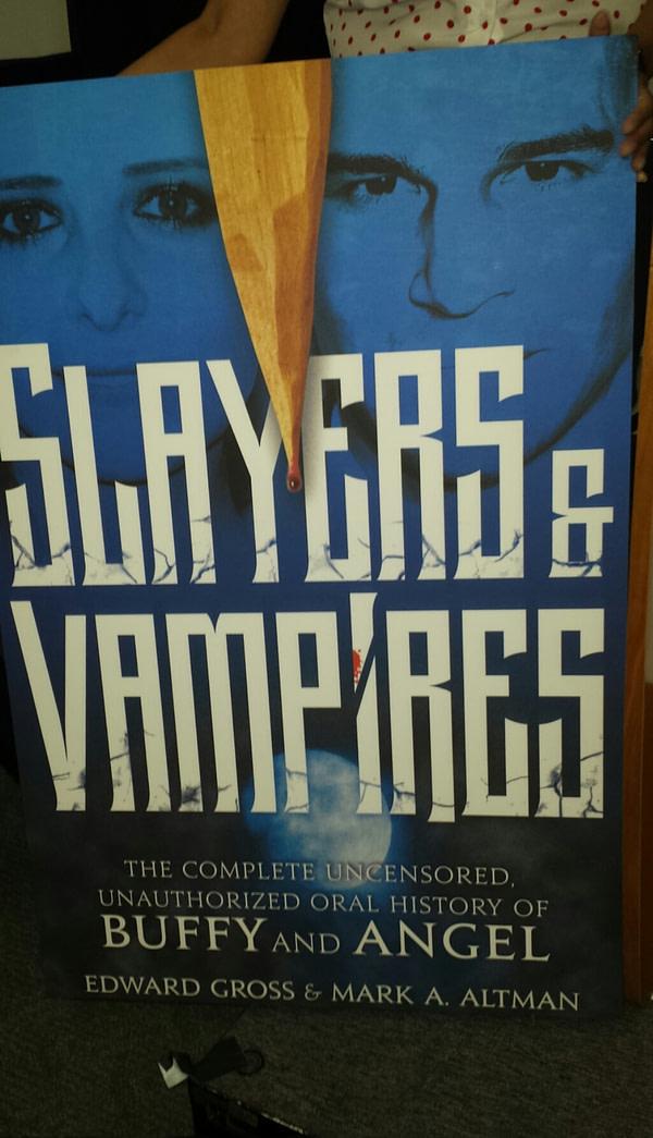 slayers vampires buffy anniversary
