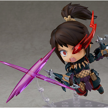 """Monster Hunter World"" Female Hunter Nendoroid Goes Live"