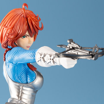 Gi Joe Scarlett Shows Her Skills With Sex Appeal With Kotobukiya