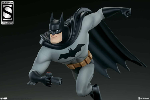 Sideshow Collectibles Batman The Animated Series Batman Statue 12