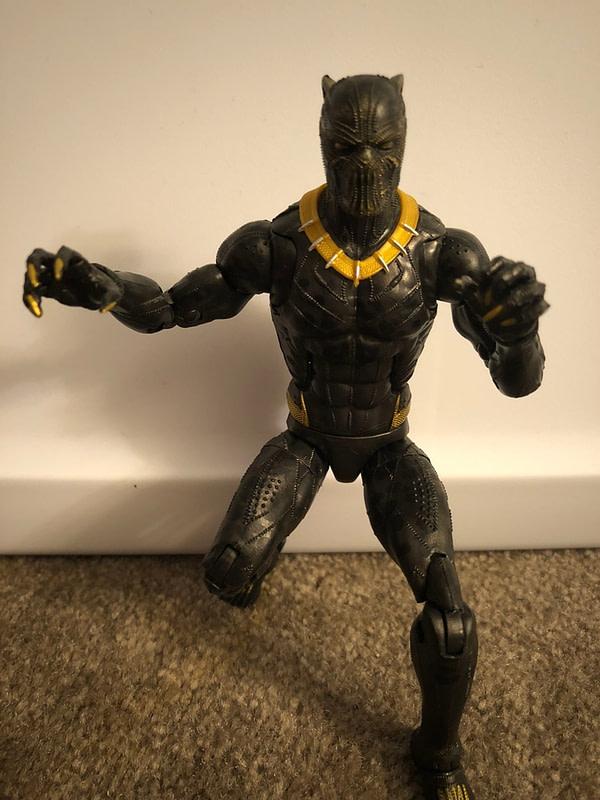Black Panther Marvel Legends 17