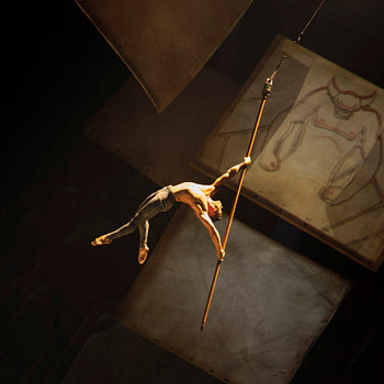 Cirque du Soleil's new Drawn to Life to debut this April in Disney Springs