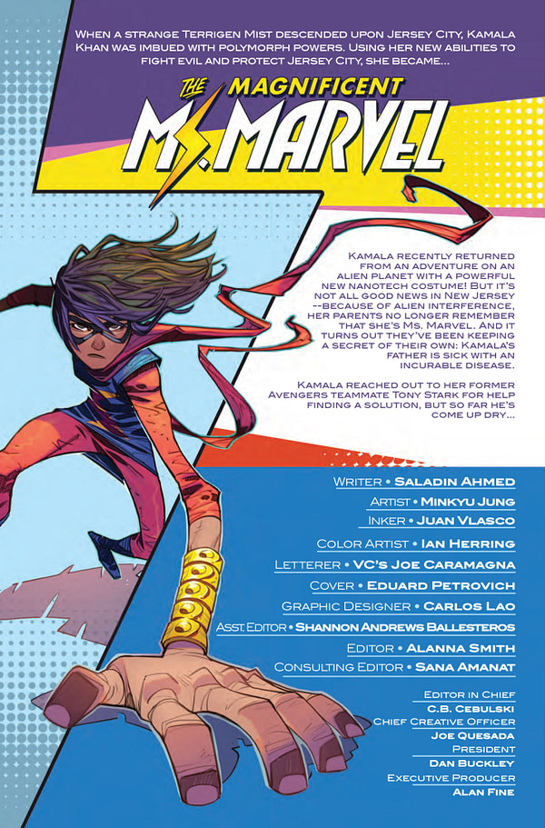 Magnificent Ms. Marvel #9 [Preview]