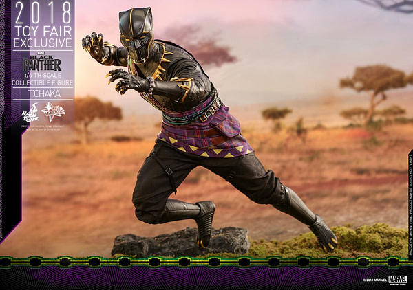 Hot Toys T'Chaka Black Panther 5
