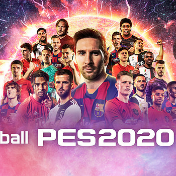 """Konami Announces Free-To-Play """"eFootball PES 2020 Lite"""""""