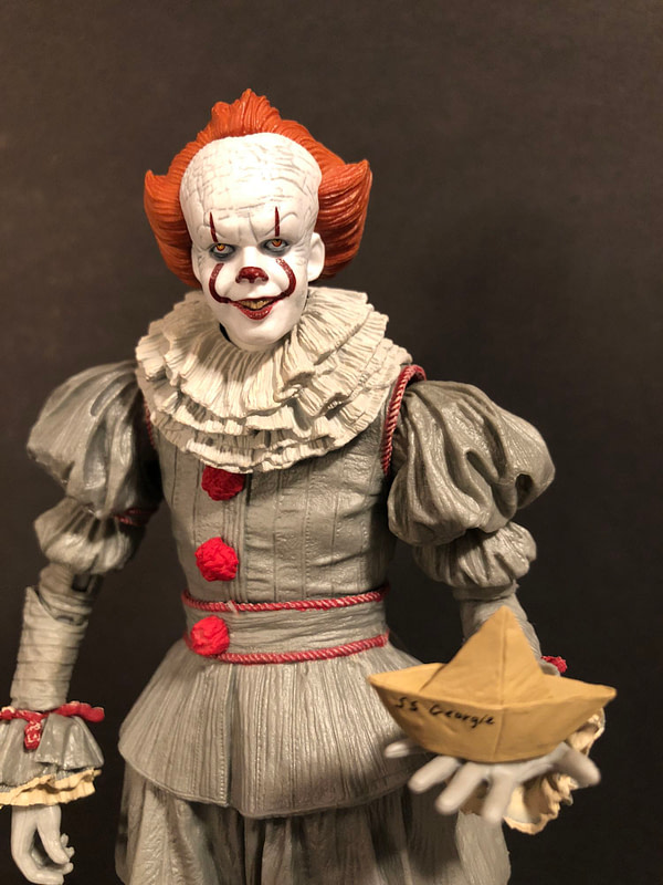NECA Pennywise (2017) 6