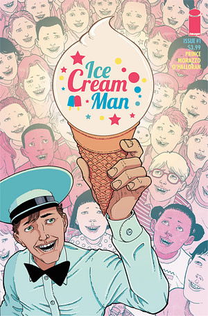 Ice Cream Man #1