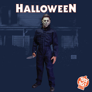 Michael Myers Gets a 1/6th Scale Figure From Trick or Treat Studios