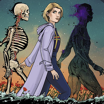 'Doctor Who: the Thirteenth Doctor #7'- The Doctor Wants a Lanyard for Her Troubles