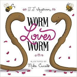 sex education worm loves worm book
