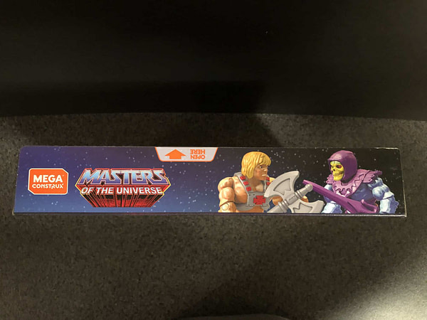 Mega Construx Masters of the Universe Wing Raider 2
