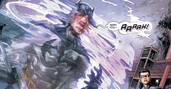 Batman Detective Comics #968 art by Alvaro Martinez, Raul Fernandez, and Tomeu Morey