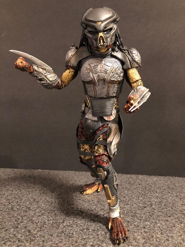 NECA Fugitive Predator 5