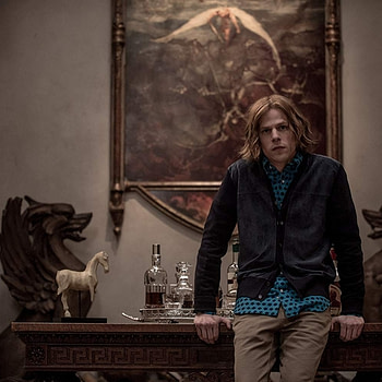 Jesse Eisenberg Doesn't Expect More Lex Luthor In His Future