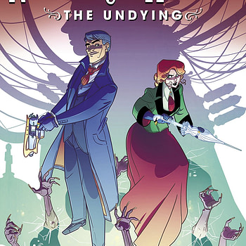 'Newbury & Hobbes: the Undying' Victorian Sense and Steampunk Sensibility (REVIEW)