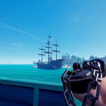 """Sea Of Thieves"" Will Be Getting Chain Shot Cannonballs"