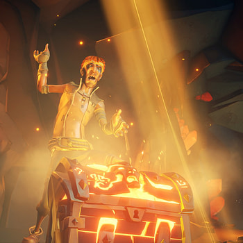 """Sea Of Thieves"" Receives A New ""Heart Of Fire"" Update"