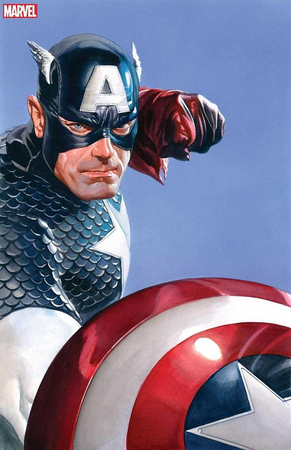Mark Russell, Jay Edidin, Ramón Pérez, Tom Reilly Join Marvels Snapshots for Captain America, X-Men Issues
