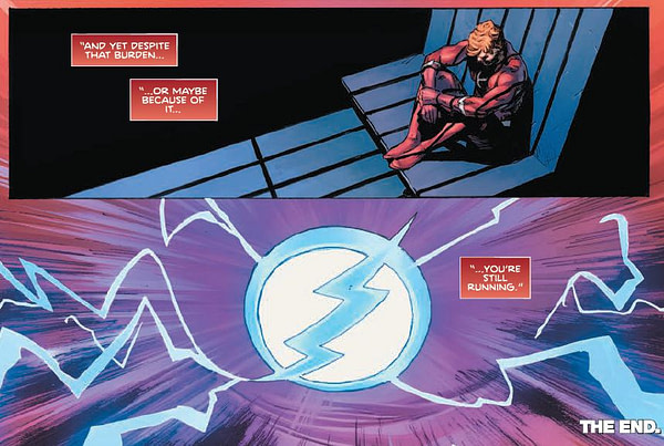 So... What Now for Wally West After Heroes In Crisis #9 (Spoilers)