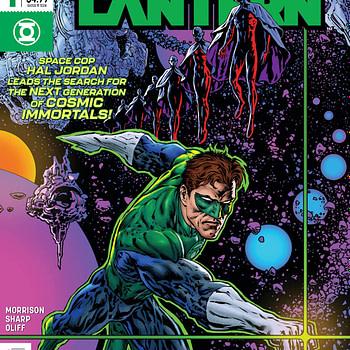 Green Lantern Season 2 #1 [Preview]