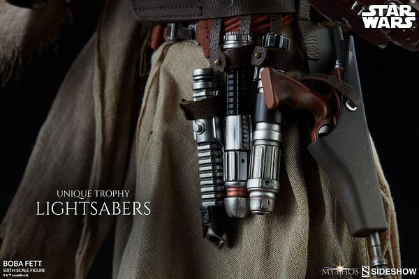 Star Wars Boba Fett Mythos Figure 13