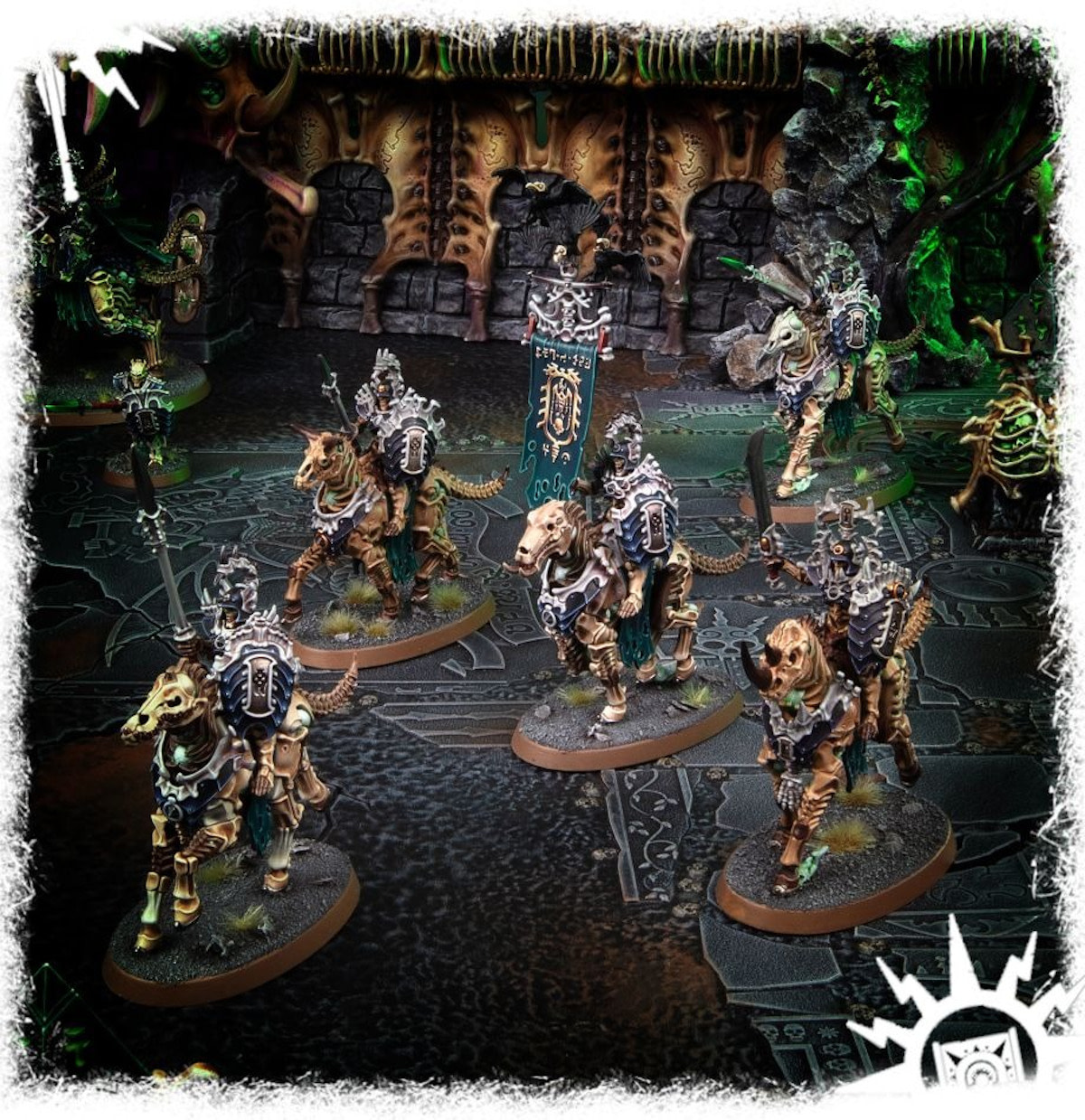 Games Workshop: The Ossiarch Legions Shamble Their Way Into Pre-Orders