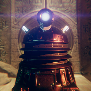 Doctor Who The Edge of Time VR Demo