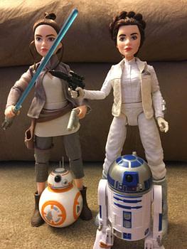 Star Wars Forces of Destiny Figures 20