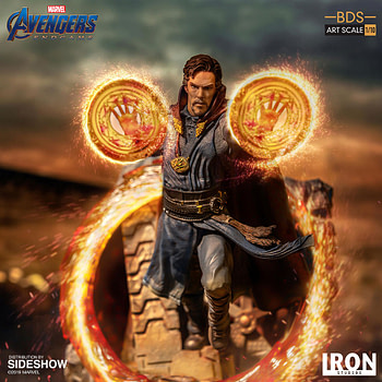 Doctor Strange Enters the Endgame with Iron Studios [Recap]