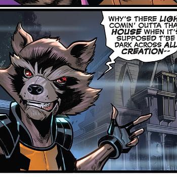 How Rocket Raccoon is Preparing For His Death