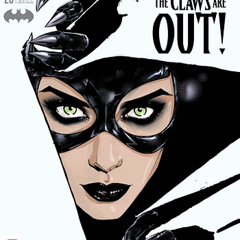 Catwoman #20 [Preview]